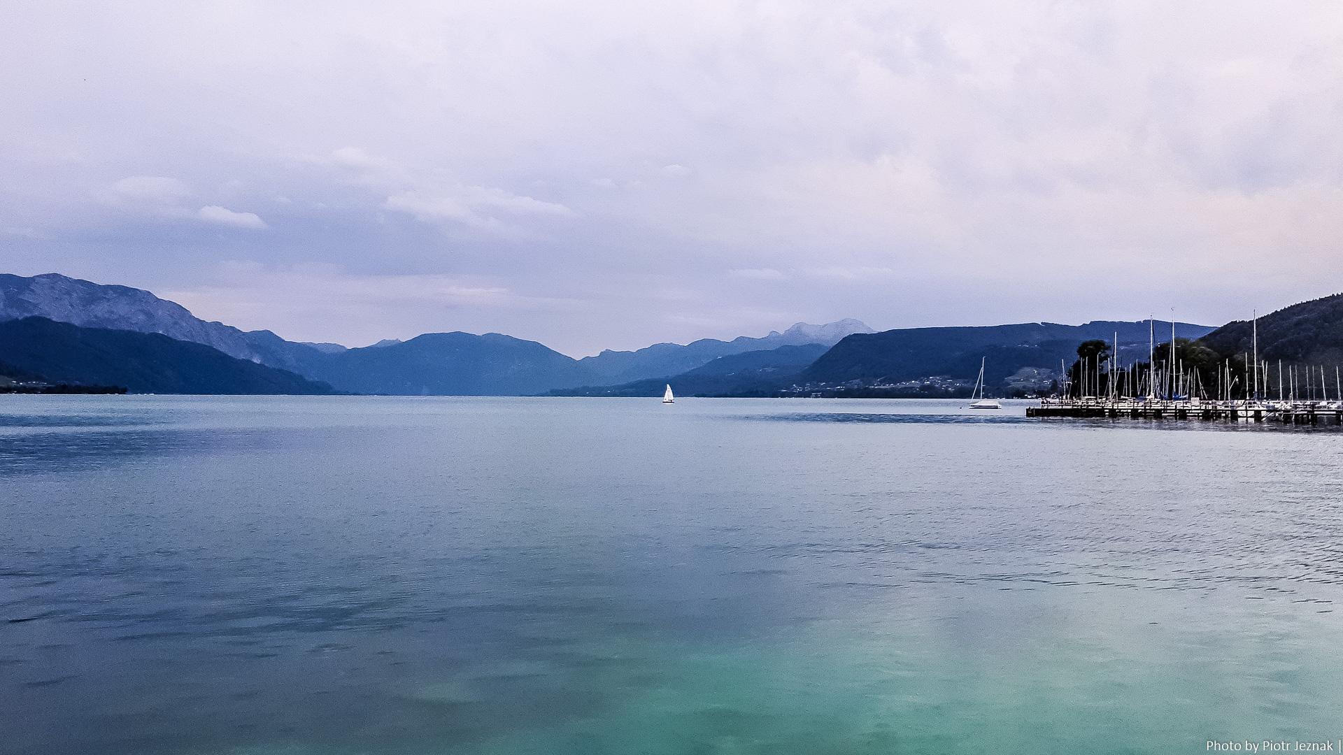 Attersee, Górna Austria