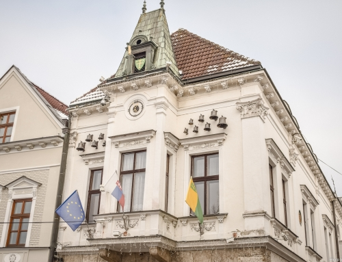 Old Town Hall in Zilina
