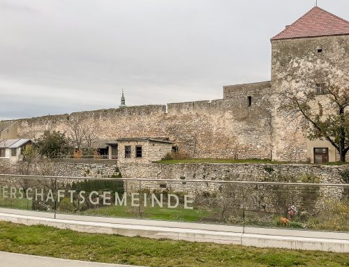Old fortifications in Bruck an der Leitha